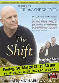 Filmplakat The Shift