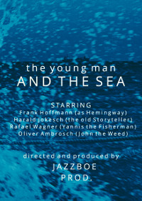 CINE POSTER THE YOUNG MAN AND THE SEA PPOSTER 2